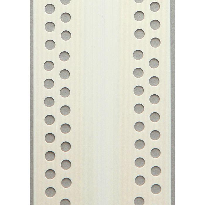 コーナー下地補強テープ クロス下地コーナーテープV-Touch 糊付 2列穴 13-6988