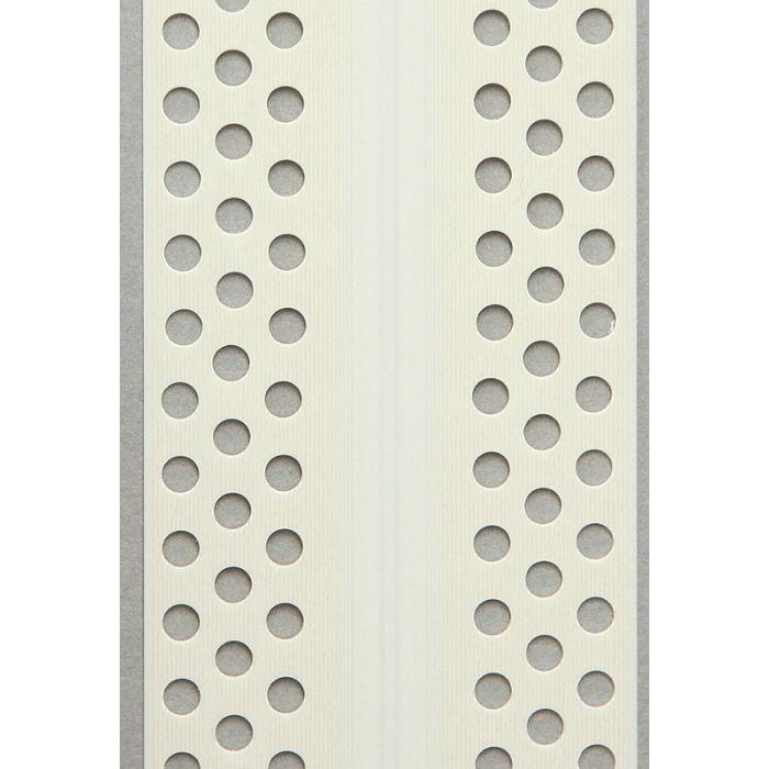 コーナー下地補強テープ クロス下地コーナーテープV-Touch 糊付 3列穴 13-6989