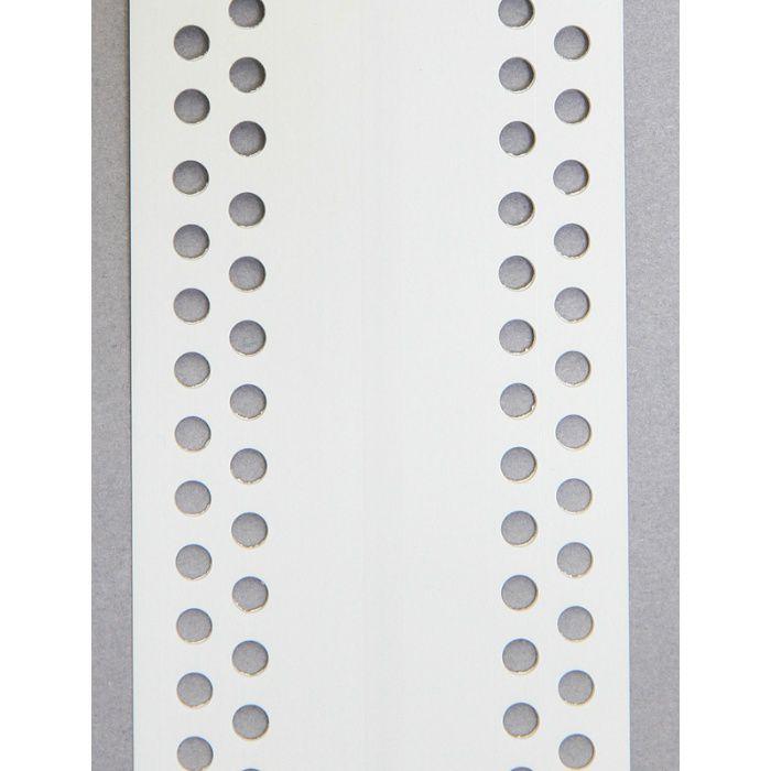 コーナー下地補強テープ ピタットコーナー NEO 糊付 2列穴 13-6997