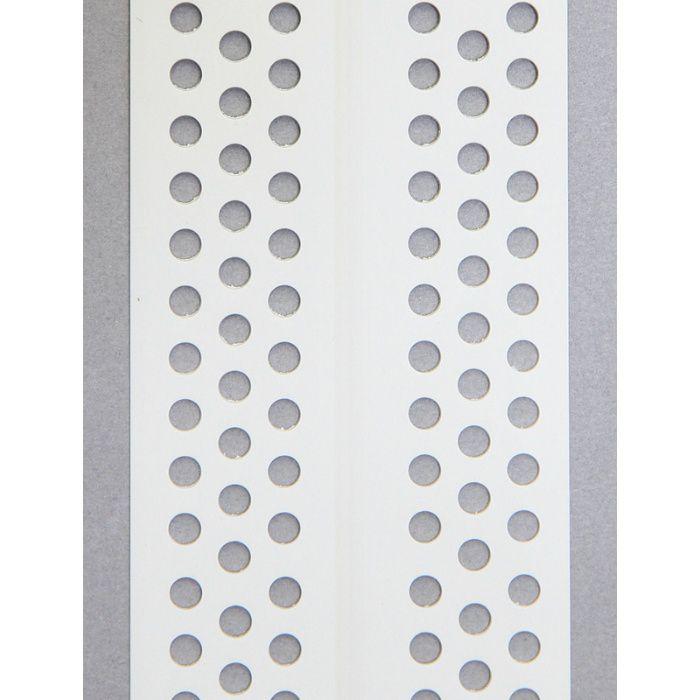 コーナー下地補強テープ ピタットコーナー NEO 糊付 3列穴 13-6999