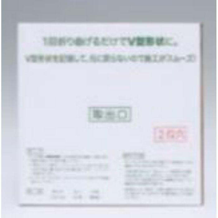 コーナー下地補強テープ クロスコーナーテープ 糊付 12-7009