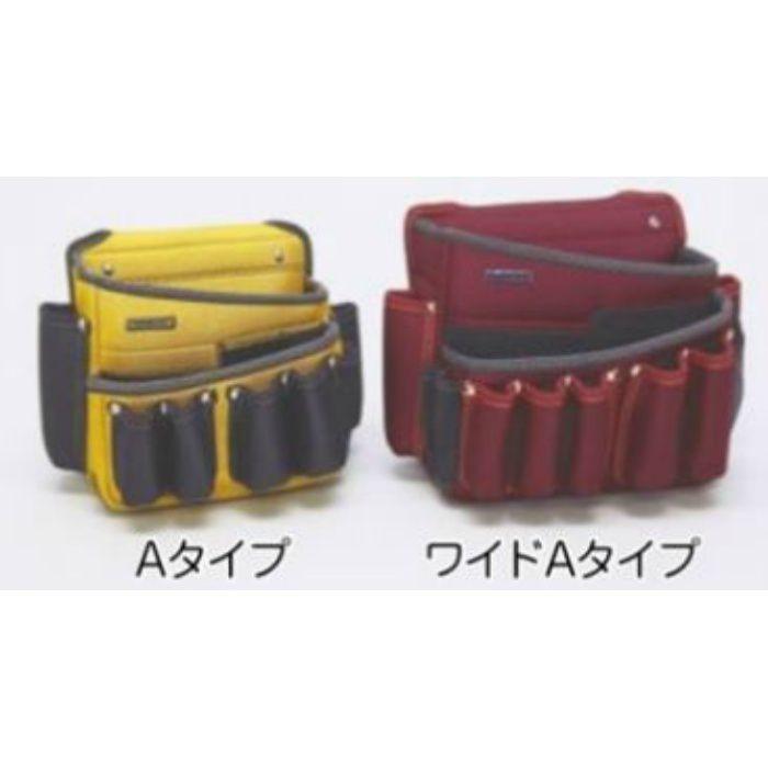 腰袋 ツールバック A ブラック 11-8134