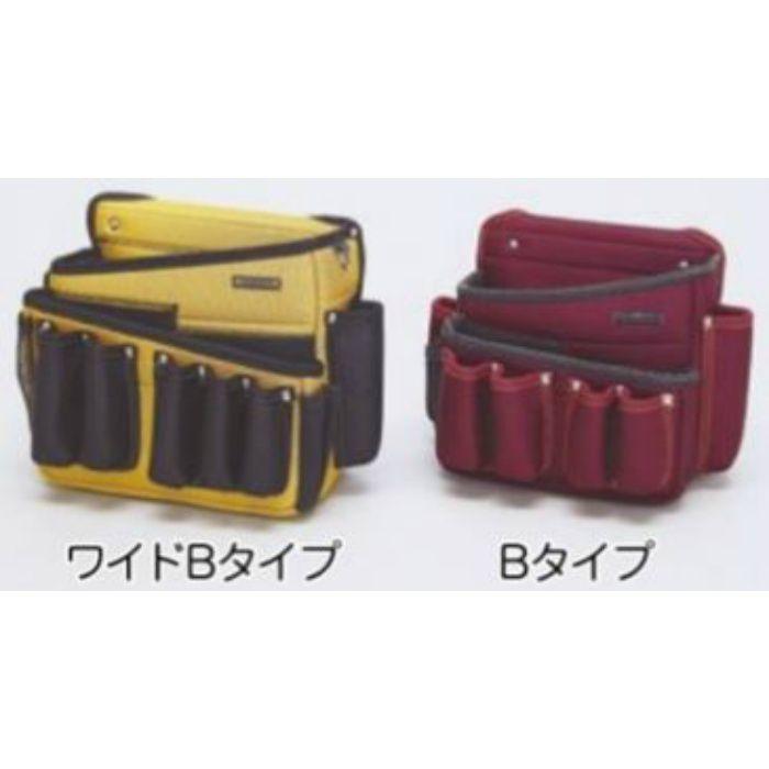 腰袋 ツールバックワイド B ブラック 11-8079