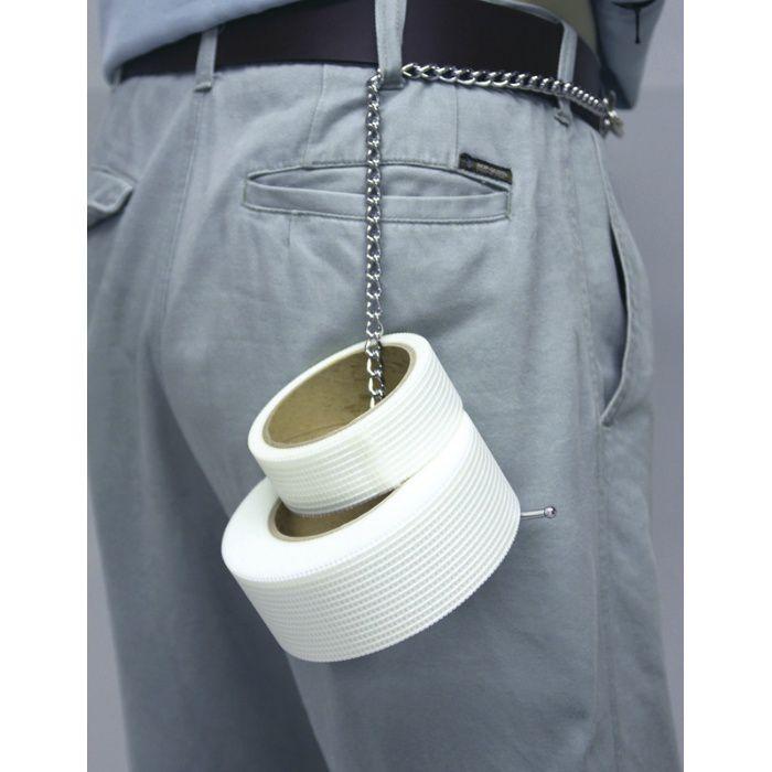 腰袋 テープフック 巾100 63-9308