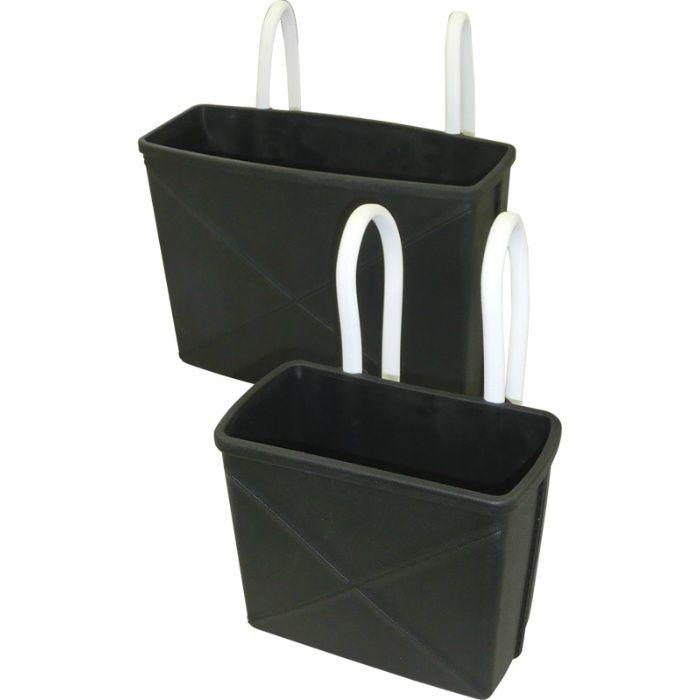工具バック ラパンケース大 ブラック 12-8204