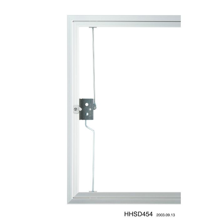 HHSD-303W ホワイト ハイハッチ アルミ天井点検口【壁・床スーパーセール】