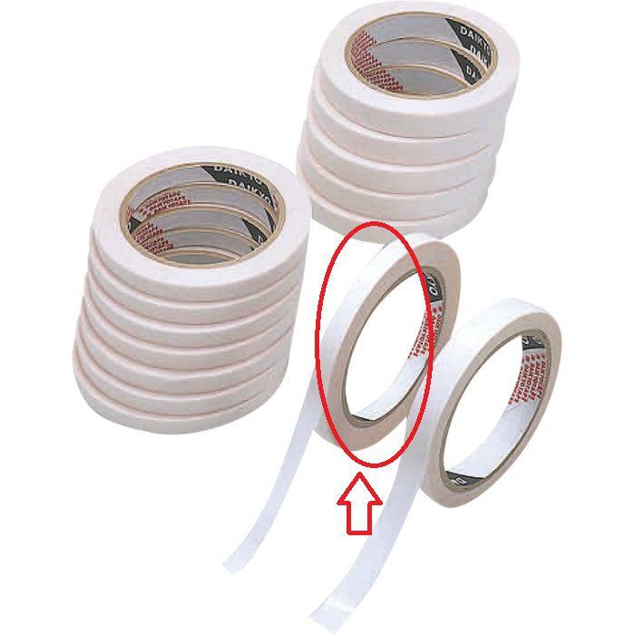 和紙両面テープ 10mm×20m 30巻入 83-2063