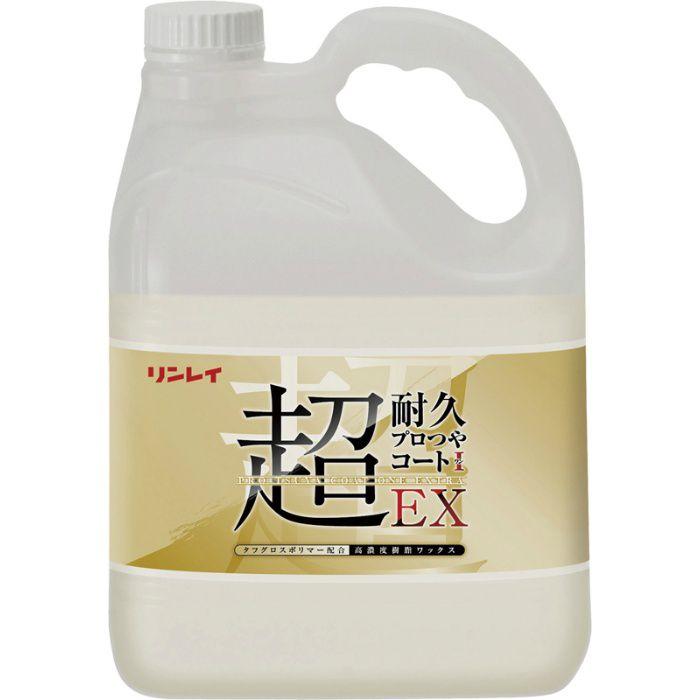 ワックス 超耐久プロつやコートⅠ EX 4L 24-8919