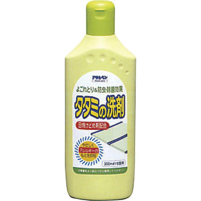 畳の洗浄・除菌 タタミの洗剤 300mL C4-6130