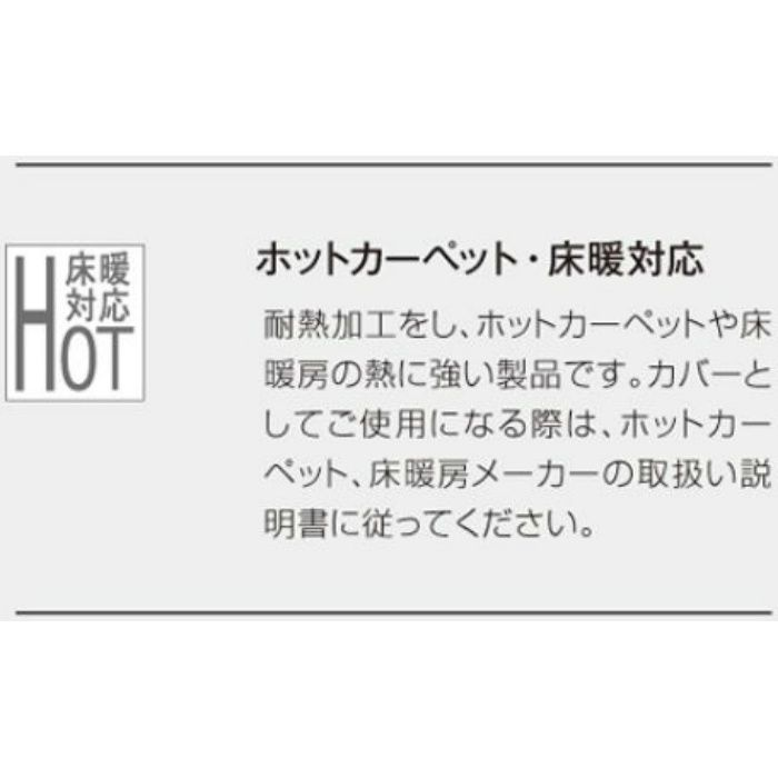 134-10059 リコルド RUG MAT #38 マルチ 200cm×200cm