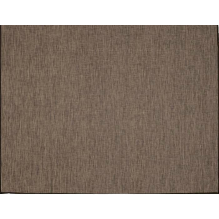 117-95263 クロスツイード RUG MAT #8 ブラウン 170cm×220cm