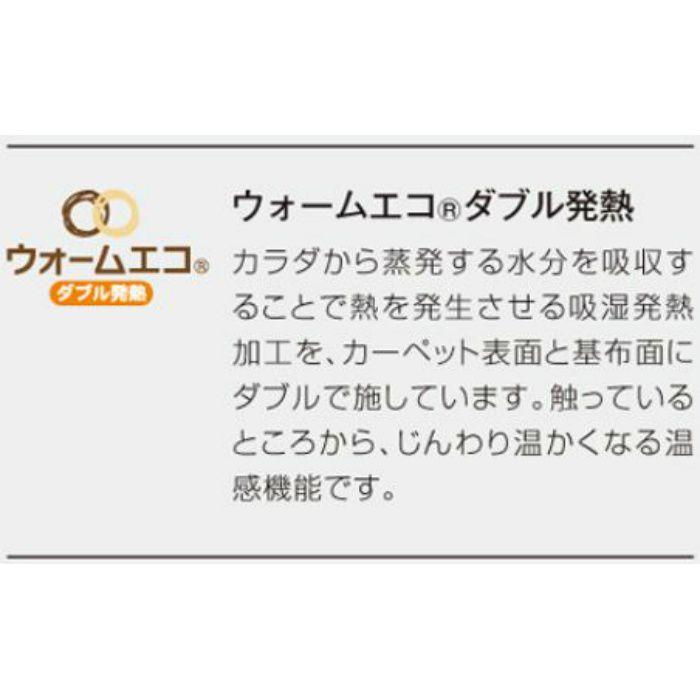 134-69320 ランドスケープ RUG MAT #5 オレンジ 200cm×200cm