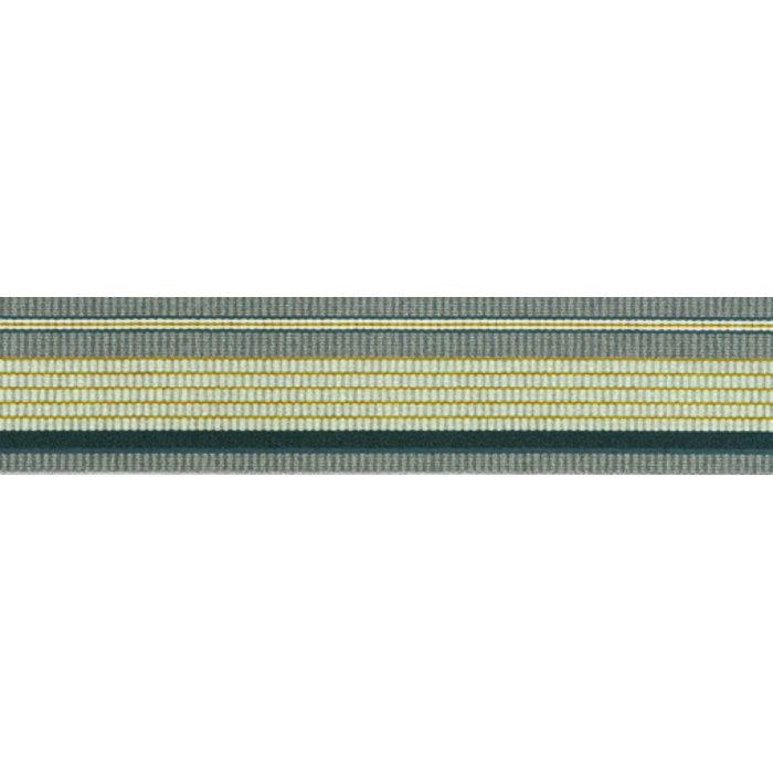 134-66321 マルチストライプ RUG MAT #9 グレー 55cm×180cm