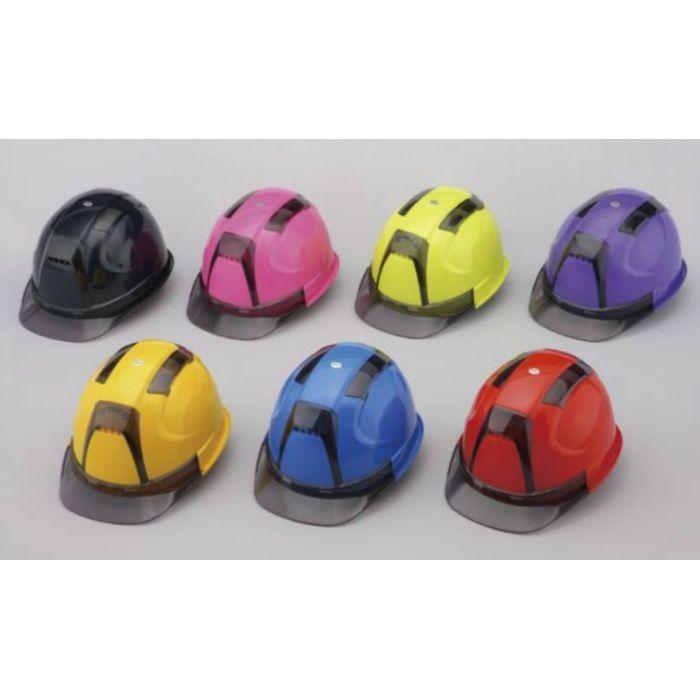 ヘルメット No.390F-OTSS うす黄 63-9184