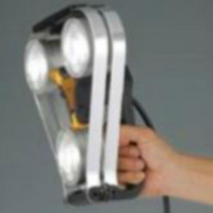 作業灯 スーパーワークライト LED3灯 付 53-6089