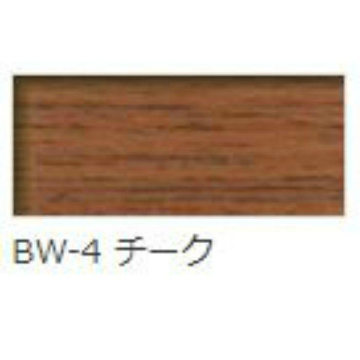 AS105_BW-4 アルミスパンドレルベルビアン化粧シート張りスパンドレル AS105 チーク L5000