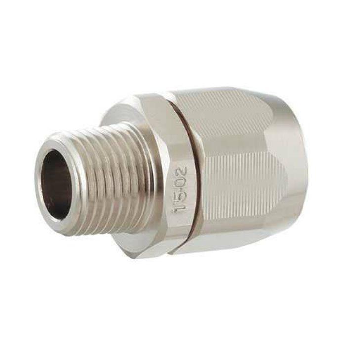 440-006-13 キッチンパーツ 強化ガスホース用外ネジナット