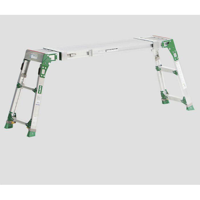 天板・脚伸縮足場台VSR(アルインコ) VSR2609F 64-5326