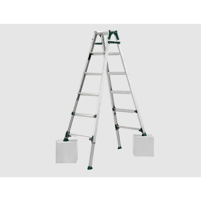 脚伸縮式兼用脚立 PRT(アルインコ) PRT-210FX 64-5529