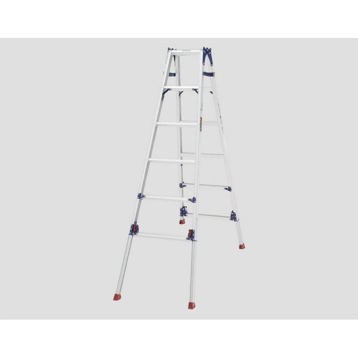 脚伸縮兼用脚立ロングスライドタイプ(ピカコーポレイション) SCL-180LA 64-5419