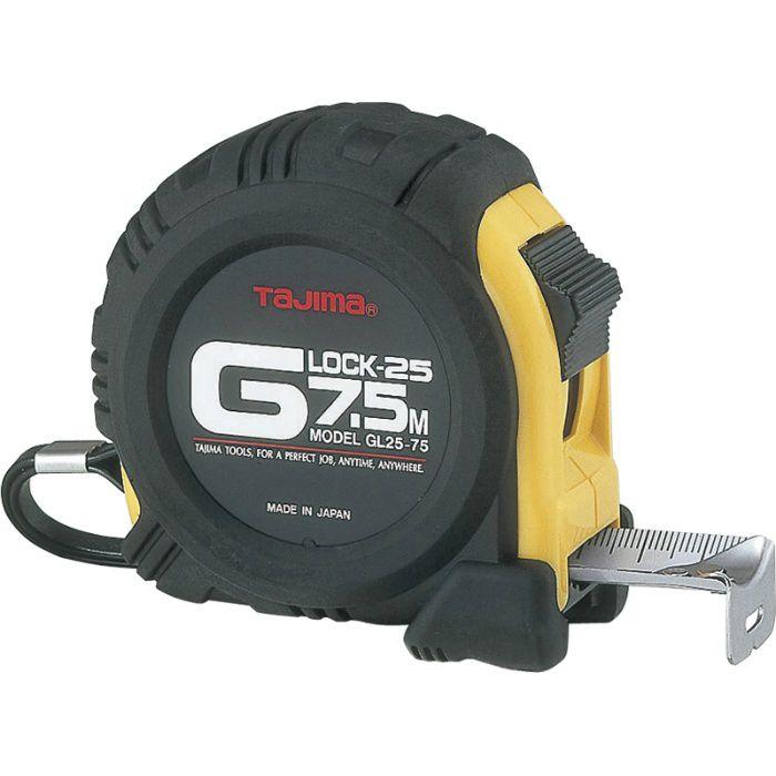 メジャー Gロック25 7.5m JIS1級 63-4037