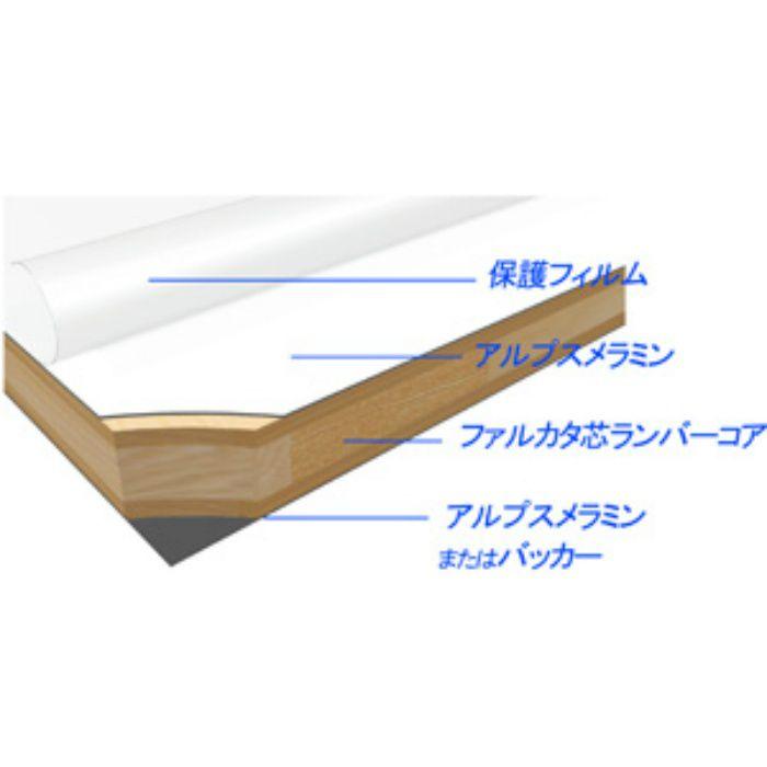 AB141RCC-M ランバーメラミン(両面メラミン) 20.5mm 3尺×6尺