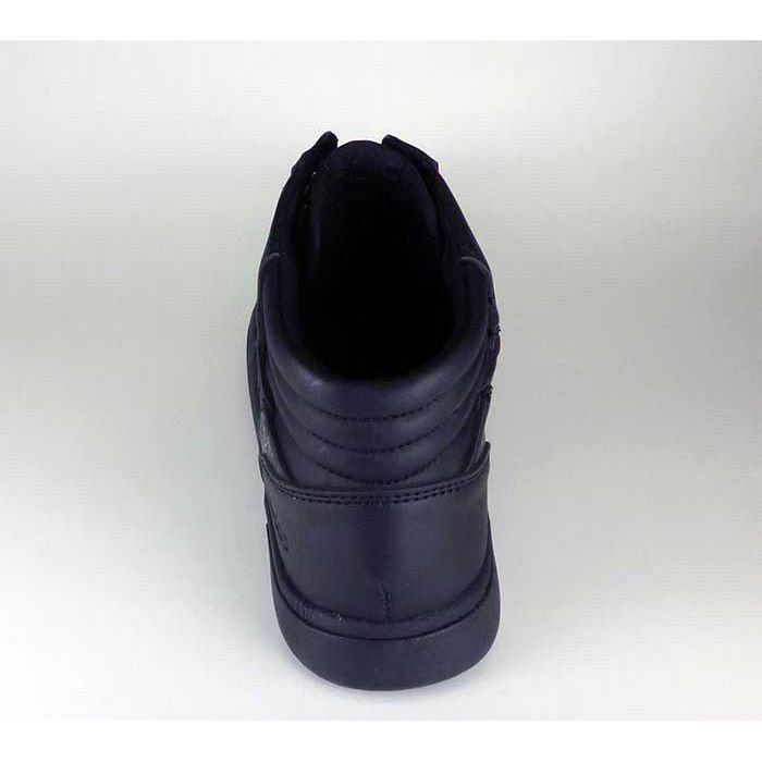 KZS-1900 ブラック 25.5cm セーフティミッド(ヒモ)