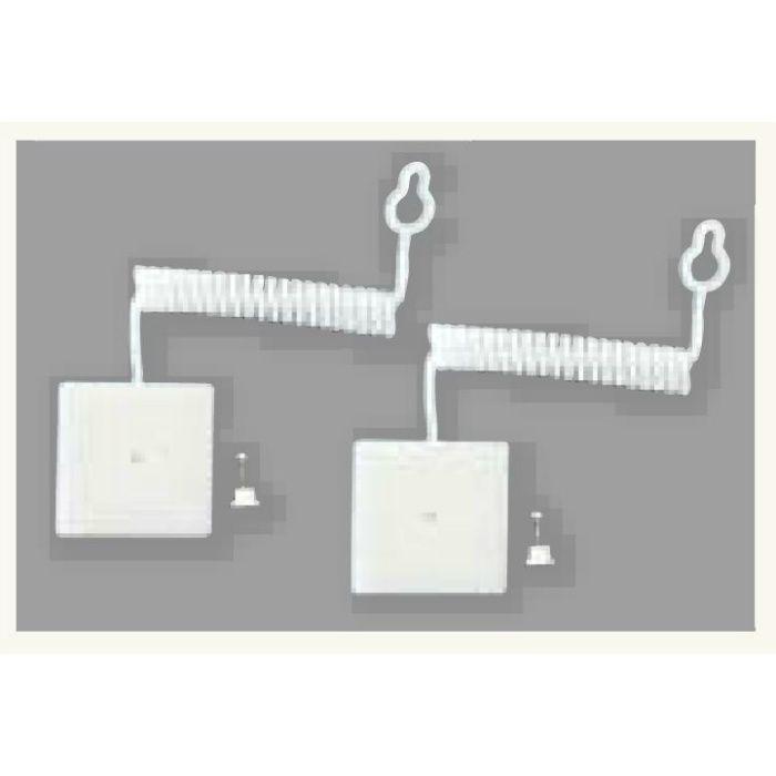 KRB450 壁用点検口枠 樹脂落下防止部材450 2個/セット
