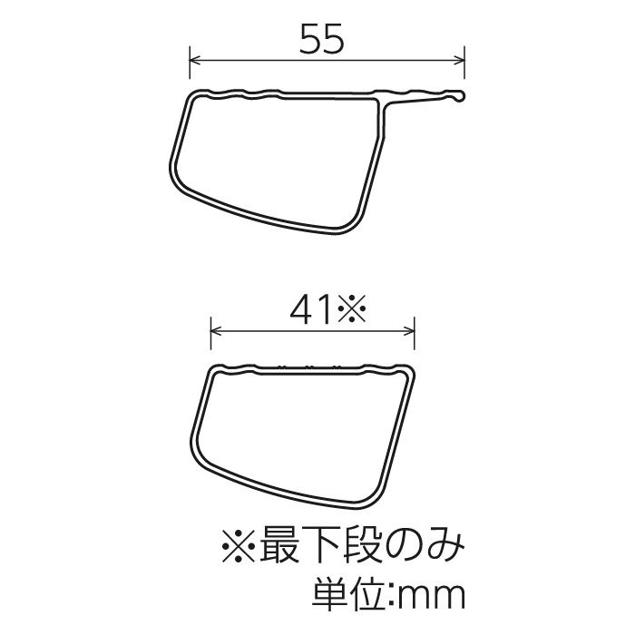RZS1.0-09 脚軽脚部伸縮式 (専用脚立)