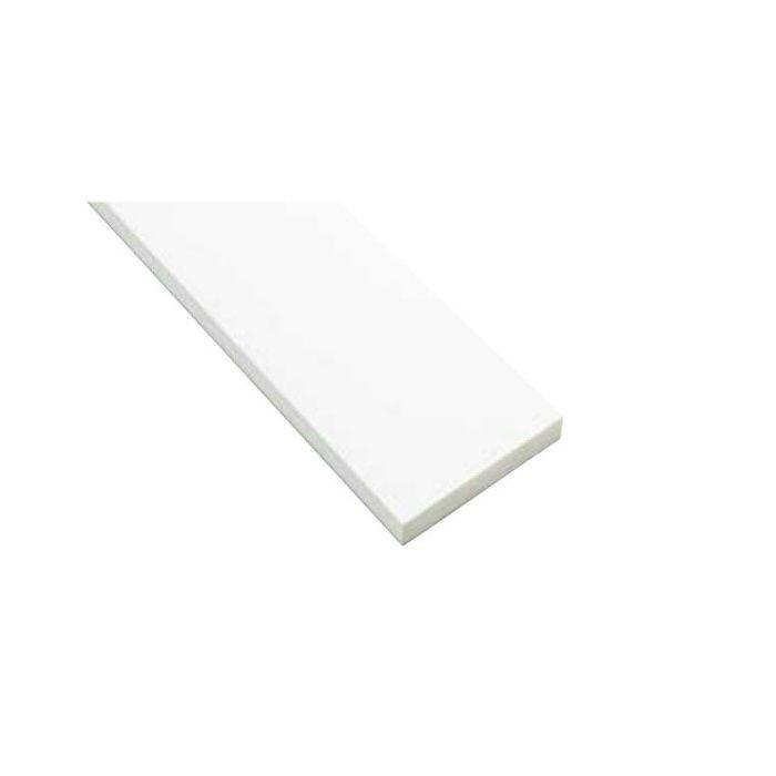 SP-N7005M24-UW 抗菌樹脂枠 三方枠 ムクタイプ 標準サイズ ウッドホワイト 間口=1600mm