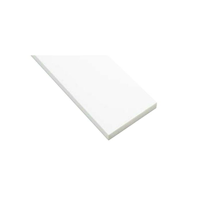 SP-N7503M24-WT 抗菌樹脂枠 三方枠 ムクタイプ 中間サイズ ホワイト 間口=800mm