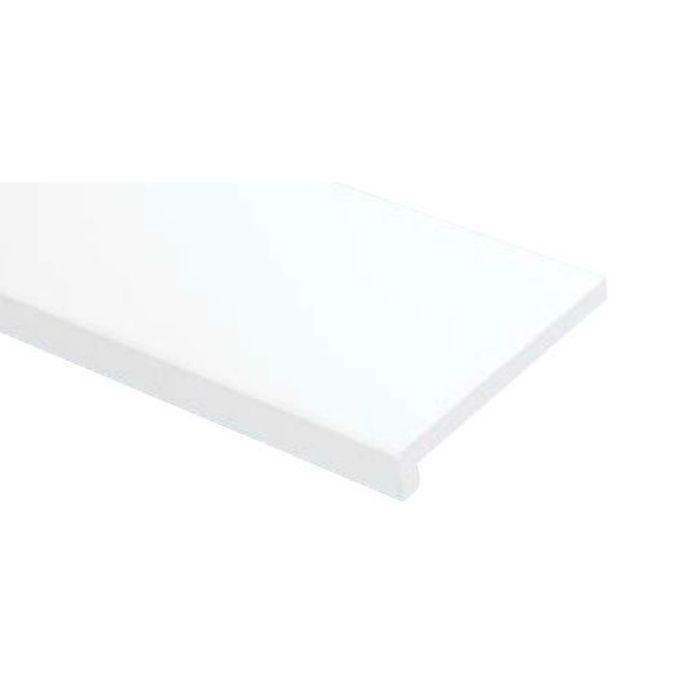 SP-1224W-L22-WT 抗菌樹脂枠 横枠L字タイプ 標準サイズ ホワイト