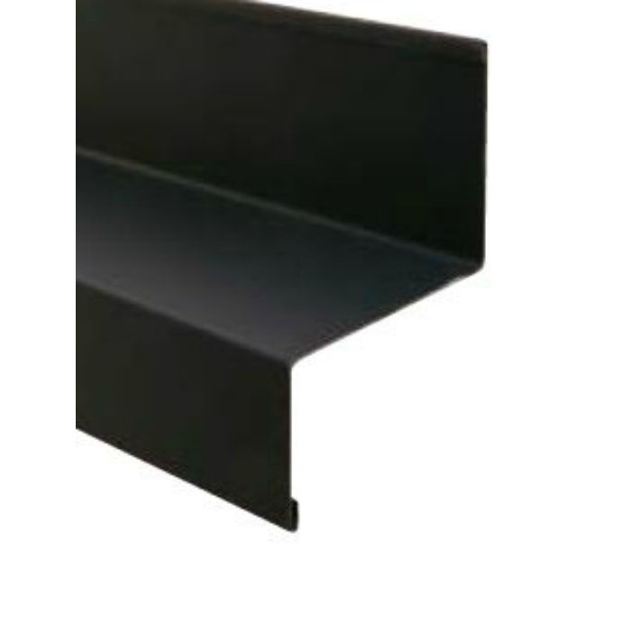 WSF-45-BK 水切り(鋼板製) ブラック 出幅45mm