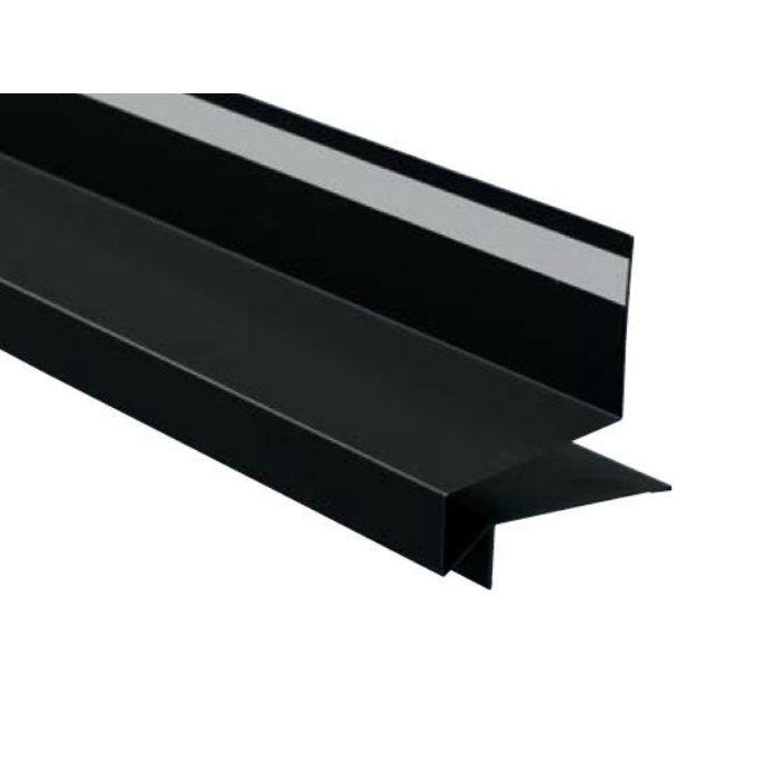 HF-S4560-SV WMスリムオーバーハング(穴なしタイプ) シルバー 出幅45mm ガルバリウム鋼板