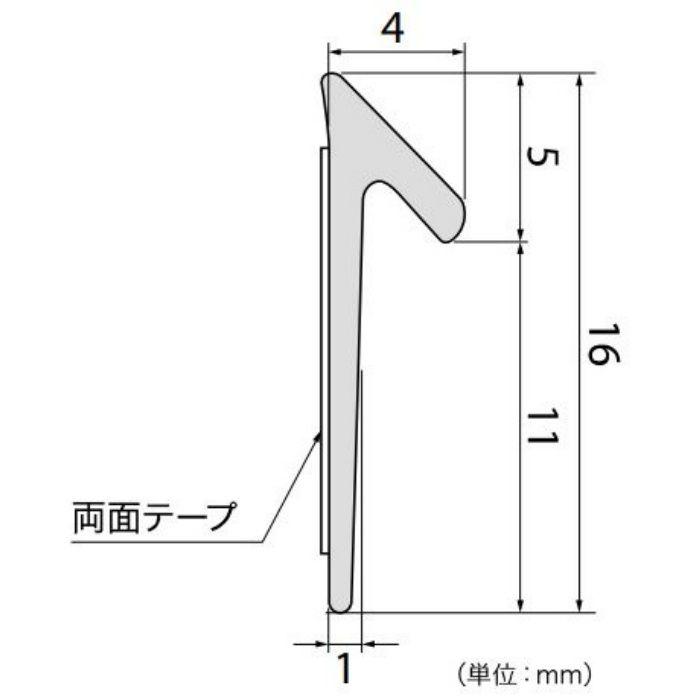 PM-4764 Sフロア モール材
