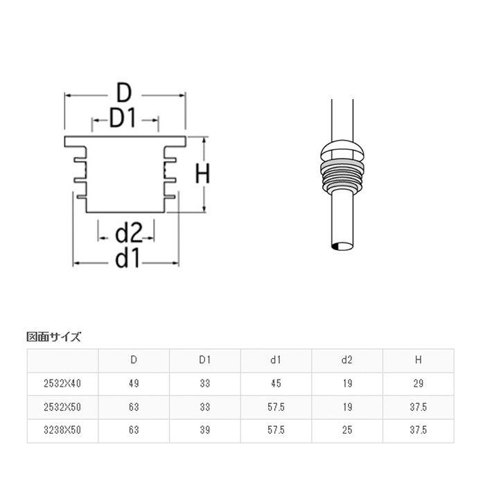 JH70-900-2532X50 クリーンパッキン