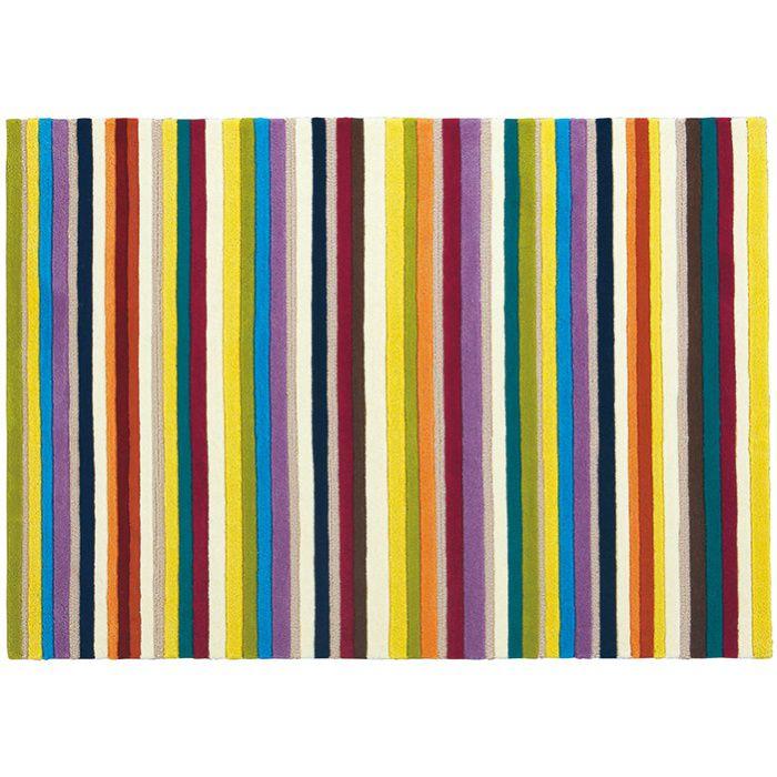 TOR3845 ラグカーペット Pop & Colorful