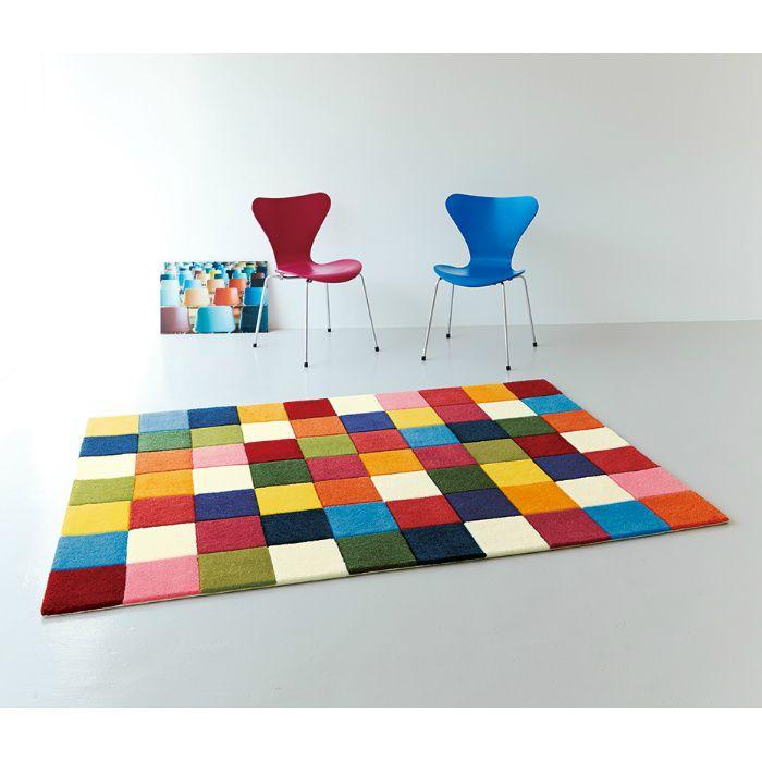 TOR3846 ラグカーペット Pop & Colorful
