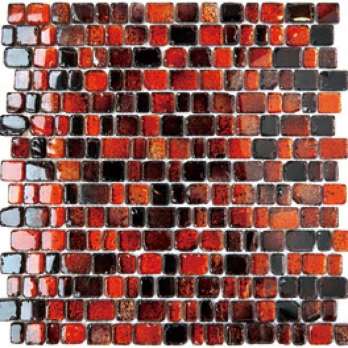 CROAR02 セラミックタイル WALL グレッサリー ガラスモザイク