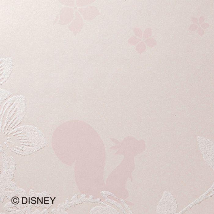 RPS-1111 フレッシュ ディズニー プレミアムコレクション フェアリーグラスウォールペーパー Dreamy Floral 12m巻