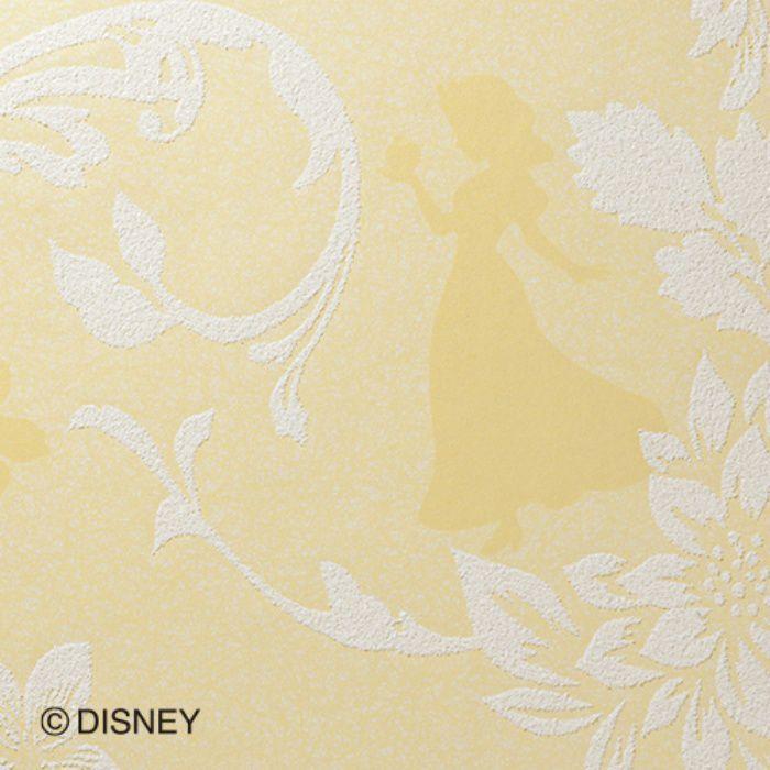 RPS-1112 フレッシュ ディズニー プレミアムコレクション フェアリーグラスウォールペーパー Dreamy Floral 12m巻