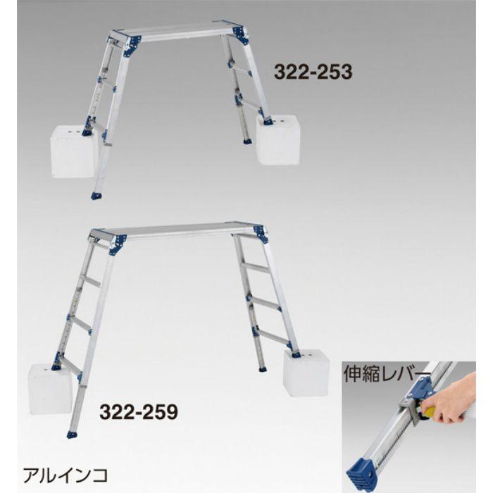 作業台PXGE710WX 321511