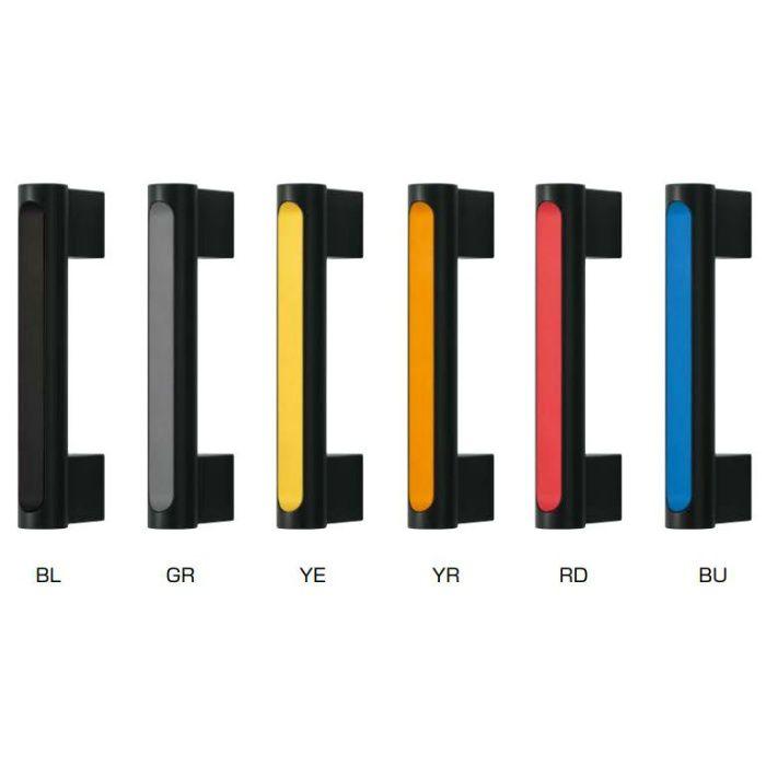 ランプ印 ハンドル CJH型 キャップ ブラック CJHC-150BL