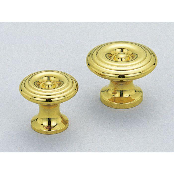 真鍮つまみ KHE103型 KHE103-25PB
