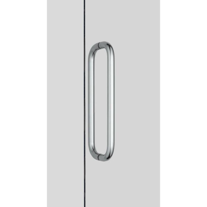 ステンレス鋼製ドアハンドル 793BN型 両面 793BN-425SM