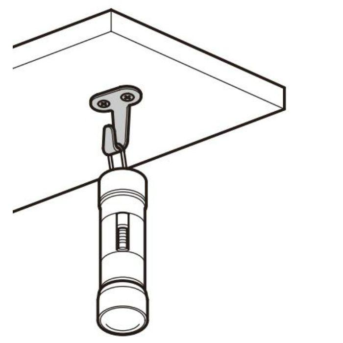 ランプ印 ステンレス鋼製フック HJ型 HJ-50SBL