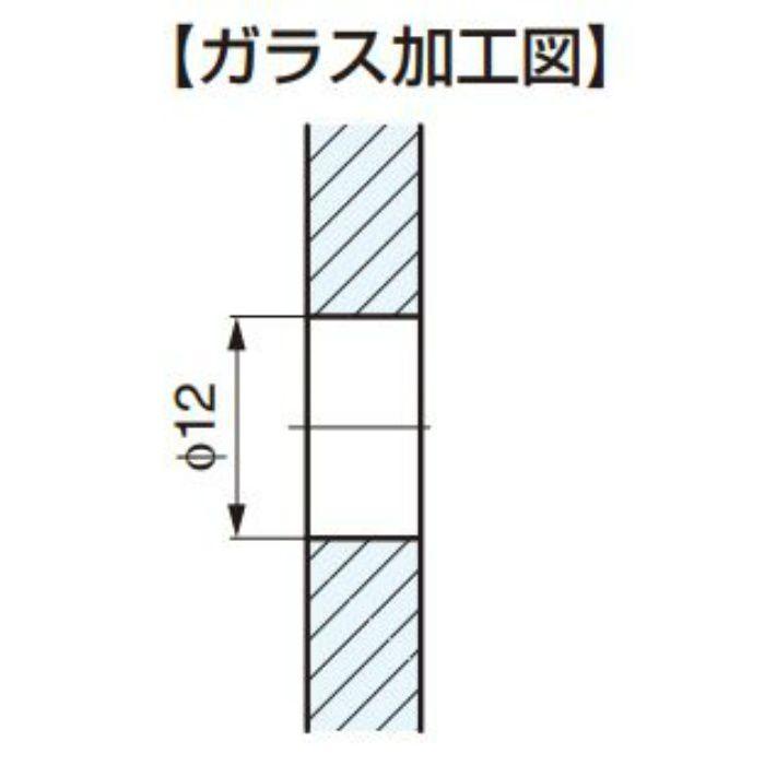 P&S ガラス用フック 8377MS7 8377MS7