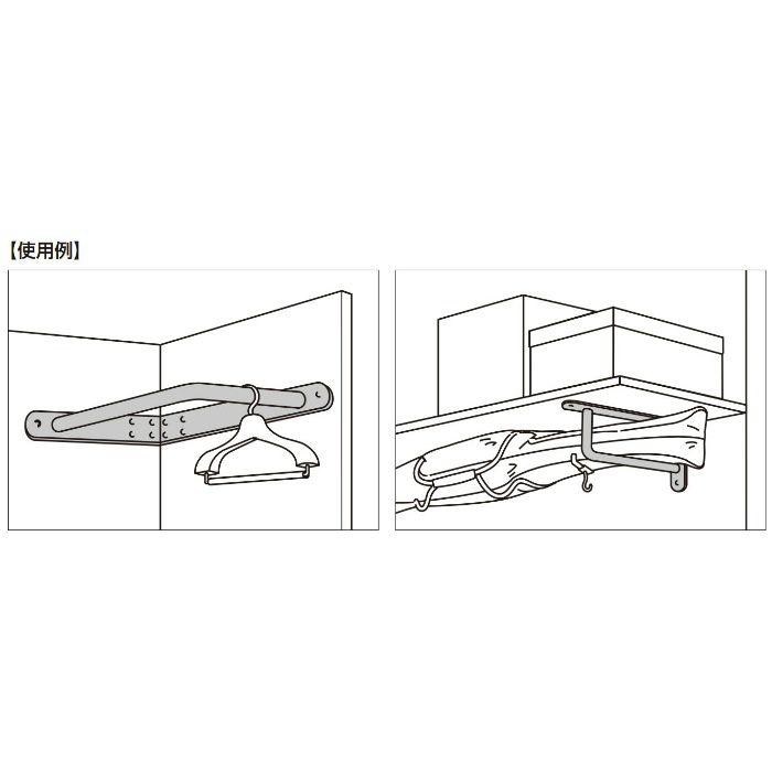 ランプ印 ステンレス鋼製ブラケット BY型 BY-300
