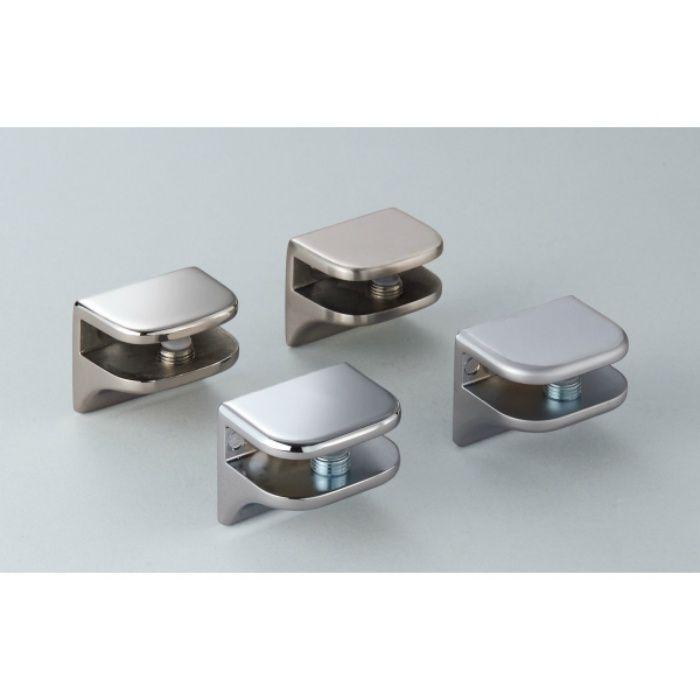 P&S プレートサポート ガラス用棚受 2885型 強化ガラス棚板セット 2885型+GSH150型 2885VA1-600-SET