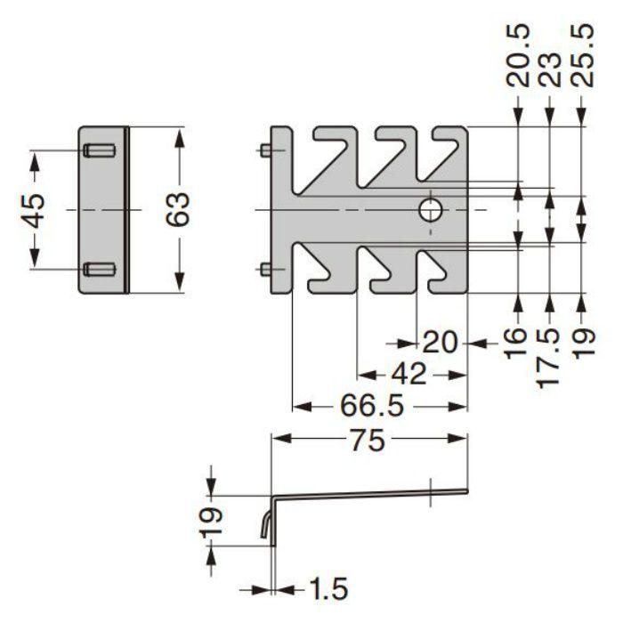 ツールホルダー 11407-00000 エレメントシステム 11407-00000